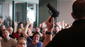 NH Church Hosts Active Shooter Training