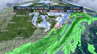 Get Ready: Early Week Storm Could Bring Snow to Parts of New England
