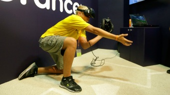 Take Me Out to the Screen: Virtual Reality Baseball a Hit
