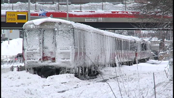 Latest Snow Guide: Rail, Roads & Air