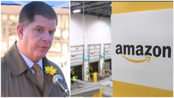 Walsh: 'Amazon Might Have Missed an Opportunity in Boston'
