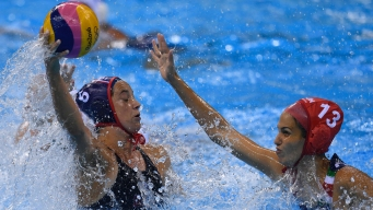 US Repeats as Water Polo Champs