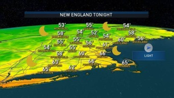 Cooler Air Continues as Fall Draws Closer