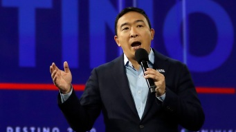 Yang Campaign Notified FBI About Emailed Death Threats