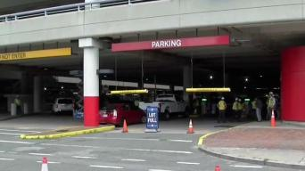 Alewife Station Parking Garage to Reopen Monday Morning