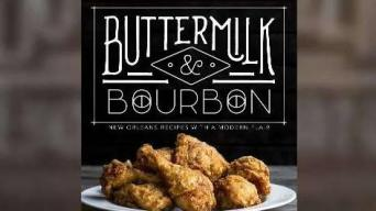 Boston Chef Debuts New Cookbook 'Buttermilk Bourbon'