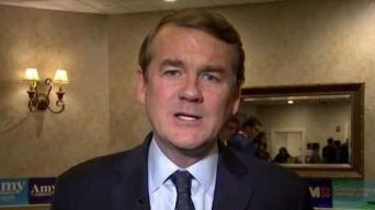 Catching Up With Michael Bennet in NH