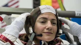 Meet the First Maine Woman in Space