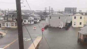 Nor'easter Floods New Hampshire's Seacoast