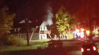Officials Identify Man, Child Who Died in North Hampton, NH House Fire