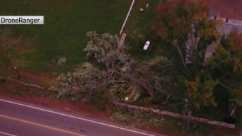 2nd Tornado, an EF0, Confirmed to Have Hit Conn. Tuesday