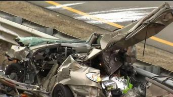 Route 24 Back Open Following Deadly Rollover Crash in Fall River