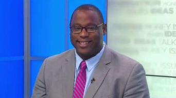 Tito Jackson Talks Upcoming Primary Elections
