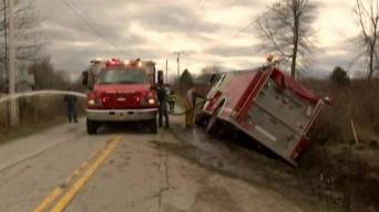 Vermont First Responders Urge Vehicles to Pull Over