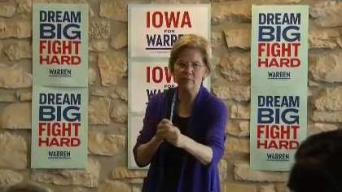 Sen. Elizabeth Warren Turns Down Fox News Town Hall