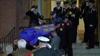 Worcester Saying Goodbye to Christopher Roy