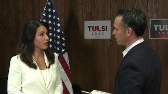 'Work Together in Order to Solve It:' Tulsi Gabbard on Uniting the Nation