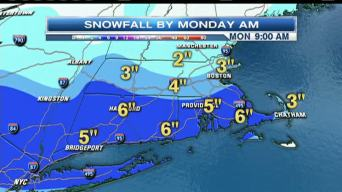 LIVE Snow Blog: Another Winter Storm