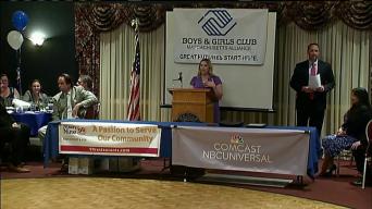 Youth of the Year at Boys and Girls Club
