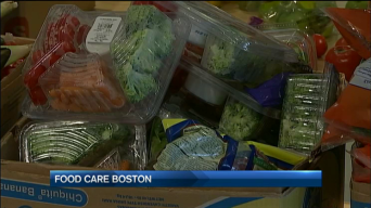 Food Care Boston Volunteers Provide Community Support