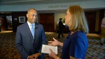 Deval Patrick: 'We're Better Than Hate and Division'