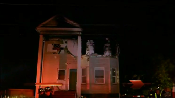 Crews Battle 3-Alarm Early-Morning Fire