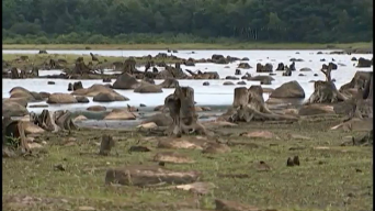 Drought Heavily Impacting Scituate Reservoir