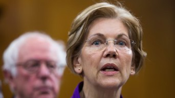 Warren Says She Has No Intention of Running for President