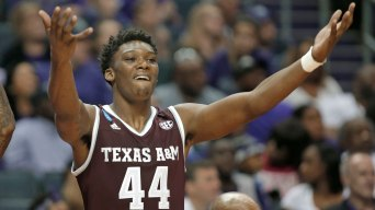 Celtics Pick Texas A&M's Robert Williams in NBA Draft