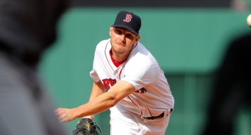 Red Sox Ace Sale Feeling Better, Set to Start in Series