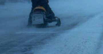 Fatal Snowmobile Accident in Maine