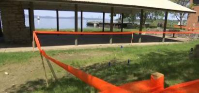 New Marina Under Construction on Lake Champlain Waterfront