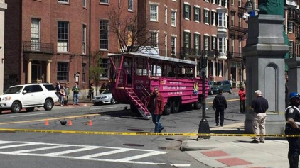 RMV: Boston Duck Tours Knew About Driver's Spotty Record