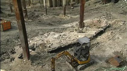 Shipwreck From 1800s Uncovered in Boston