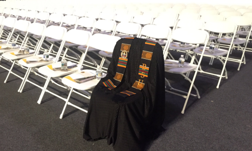 Slain College Student Honored At What Would've Been His Graduation