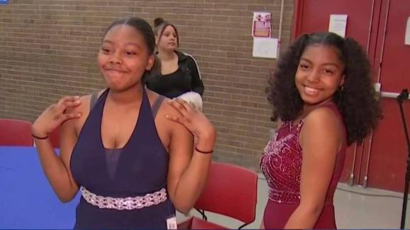 Non Profit Gives Free Prom Dresses To Underprivileged Students Necn
