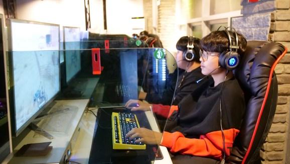 Inside One of South Korea's Popular PC Bang