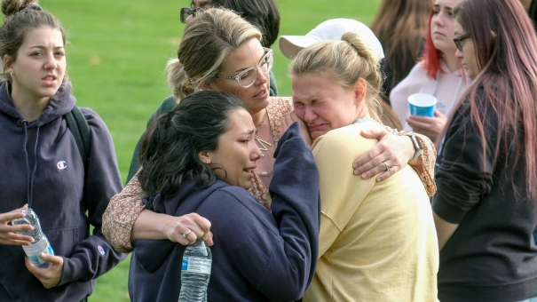 Two Killed When Student Opens Fire at California High School