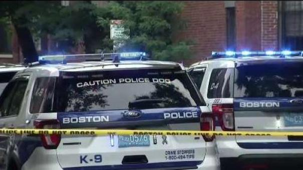 PD: Two Men Charged in Boston Police Officer Shooting