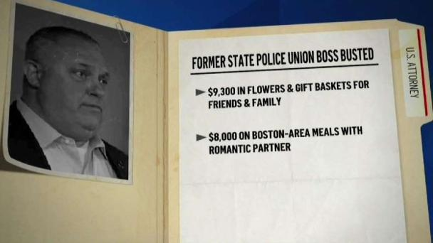 Mass. State Police Union Chief Faced Double-Dipping Probe in 2006