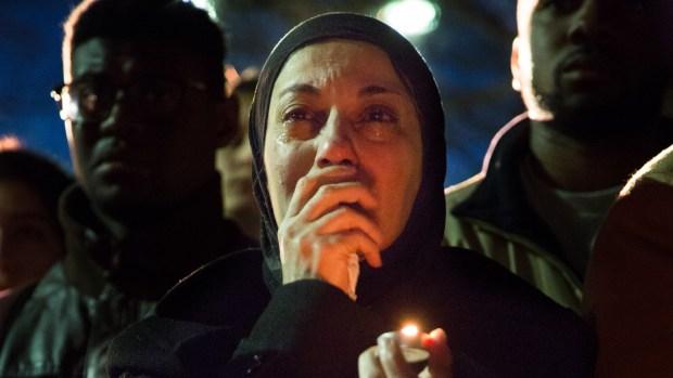 [NATL] Thousands Gather at Vigil for Slain Muslim Students