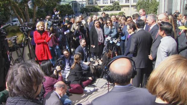 [NATL-BAY] 'Sanctuary City' Order withholds Small Grant Money, Not Millions: DOJ Lawyer