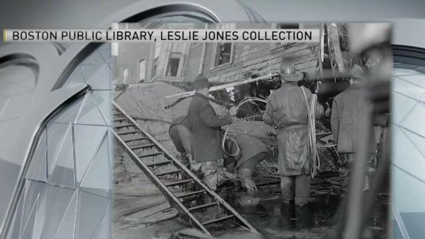 [NECN] 100 Years Since Molasses Flood