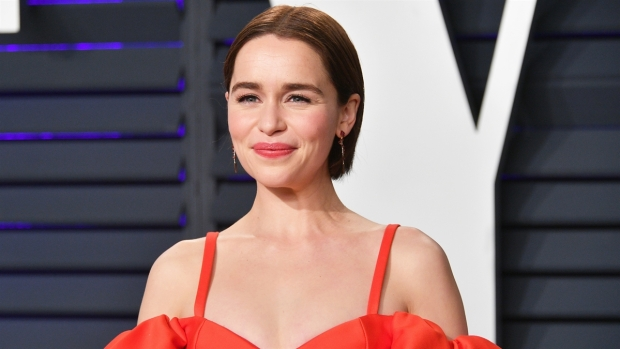 [NATL-AH] Emilia Clarke 'Cheated Death Twice' After Brain Aneurysms