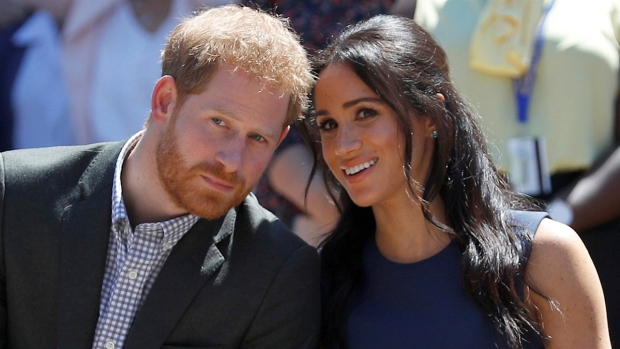[NATL-AH] Meghan & Harry's Baby May Have 'Star-Studded' Godparents
