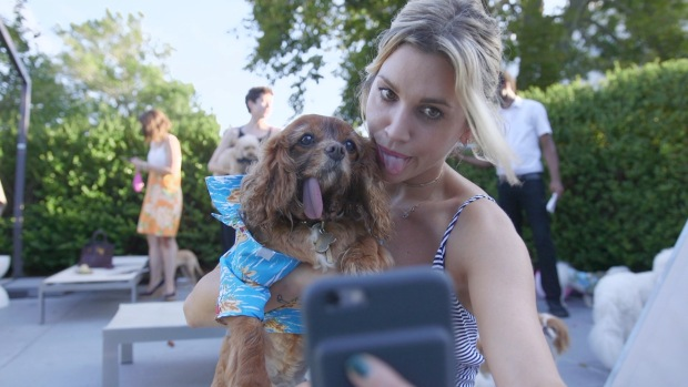 [NATL-Cozi] Ashley Roberts Sees the Luxurious Lifestyle of New York's Poshest Pooches