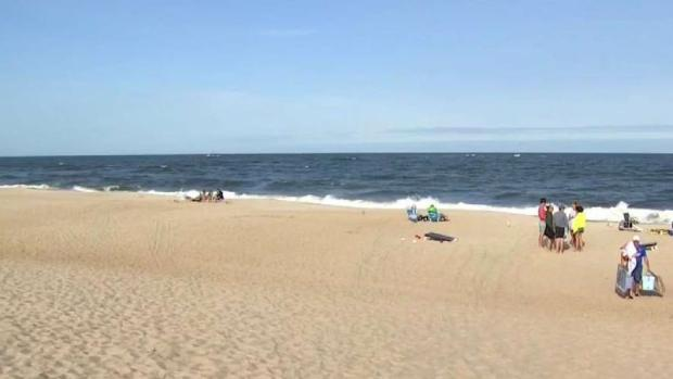 [NECN] 1 Person Pulled From Water in Seabrook, NH Has Died