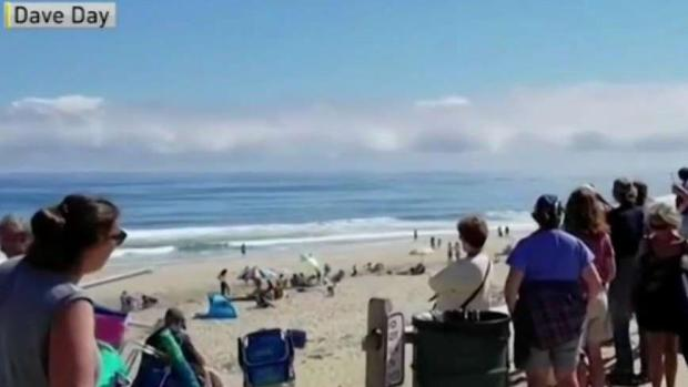 [NECN] 26-Year-Old Revere Man Killed in Shark Attack