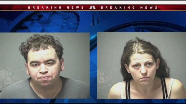 [NECN] 2 Arrested on Drug Charges After Toddler's Death