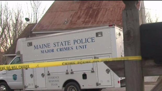 [NECN] Three Arrested in Maine Murder